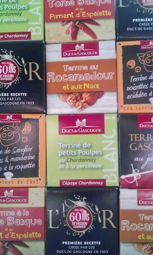 Win Ducs de Gascogne products with Bonjour French Food!