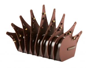 buche chocolat addict