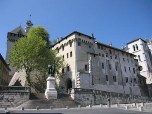 Château des Ducs de Savoie à Chambéry