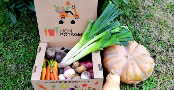MADE IN FRANCE mon potager up